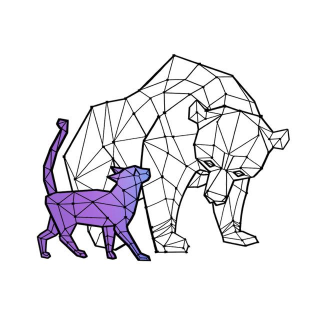 Дизайн сайта digitalcats
